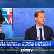 Olivier Faure: Jérôme Lavrilleux protège des personnalités dans l'affaire Bygmalion