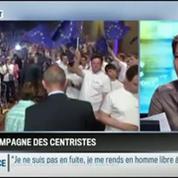 RMC Politique : Campagne des centristes: la prestation de Jean-Louis Borloo