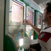 Coupe du monde: les détenteurs de places peuvent enfin aller récupérer leur billet