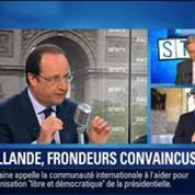 BFM Story: François Hollande a-t-il convaincu les députés frondeurs du PS ?