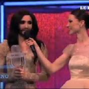 Eurovision : la classe politique réagit à la victoire de Conchita Wurst