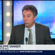 Le rapprochement de Bull et Atos est créateur de valeurs, Philippe Vannier dans GMB