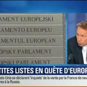 BFM Story: Élections européennes 2014: Quels sont les enjeux pour les petites listes ?