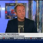 Vincent Ricordeau, Kisskissbankbank, dans l'invité de BFM Business –