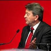 Mélenchon: Les socialistes sont devant une responsabilité historique