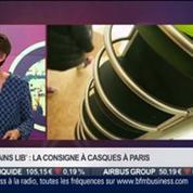 Made in Paris: François Jaubert, fondateur de Mains Lib', dans Paris est à vous –