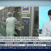 Le conseil santé d'Alice Lhabouz: Pfizer défend son OPA sur AstraZeneca, dans Intégrale Bourse –