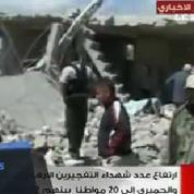 Double attentat en Syrie : 18 morts dont 11 enfants
