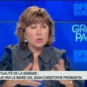 L'Invité Politique: Jean-Christophe Fromantin, dans Grand Paris – 1/4