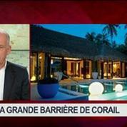 La grande barrière de corail, dans Goûts de luxe Paris – 8/8