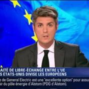 Le Soir BFM: Européennes: Jean-Luc Mélenchon veut changer le monde 1/4