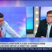 BPIFrance a accompagné cinq opérations de cotation en bourse: Paul-François Fournier dans GMB