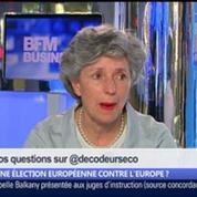 Une élection européenne contre l'Europe ?, dans Les Décodeurs de l'éco – 3/5