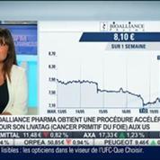 Le conseil santé d'Alice Lhabouz: BioAlliance Pharma : Livatag obtient le statut fast track aux USA, dans Intégrale Bourse