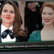 Top Média - Cannes : la ministre de la Culture a-t-elle interdit à Fleur Pellerin de monter les marches ?