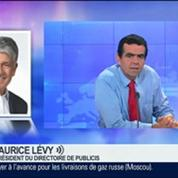 Publicis / Omnicom: projet de méga-fusion renoncé: Maurice Lévy, dans GMB
