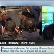 Le parti pris d'Hervé Gattegno : Le FN aux élections européennes 2014