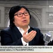 Jean-Vincent Placé soutient « par devoir » François Hollande