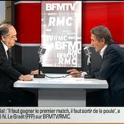 Bourdin Direct : Noël Le Graët –