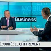 Pourquoi le cryptage des informations de l'entreprise reste le seul rempart contre le piratage: Serge Binet, Guillaume Poupard et Gérôme Billois, dans 01Business 3/4