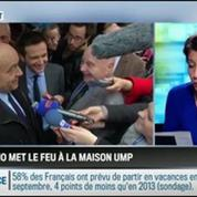 RMC Politique : Guaino met le feu à la maison UMP