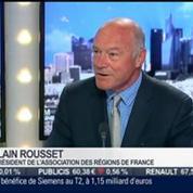 Alain Rousset, ARF, dans l'invité de BFM Business –