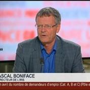 Pascal Boniface, fondateur et directeur de l'IRIS, dans Le Grand Journal 1/4