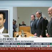 5 juin: la BCE ne surprendra pas mais essayera d'éviter les déceptions: Gilles Moec, dans Intégrale Bourse –