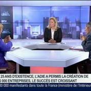 Maria Nowak, Adie, et Jean-Baptiste de Foucauld, Pacte civique, dans l'invité de BFM Business –