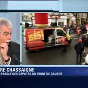 André Chassaigne: L'invité de Ruth Elkrief –