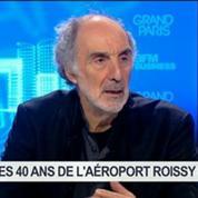 Émission spéciale Roissy fête ses 40 ans: Edward Arkwright, Patrick Renaud, François Navarro et Paul Andreu, dans Grand Paris – 1/4