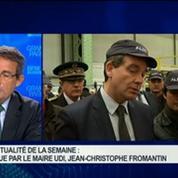 L'Invité Politique: Jean-Christophe Fromantin, dans Grand Paris – 2/4