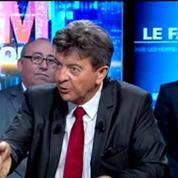 Mélenchon: je vous admire, Monsieur Copé