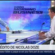Nicolas Doze: Le parlement européen risque d'être un peu affaibli 2/2