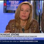 Qui écoute encore François Hollande ?, dans Les Décodeurs de l'éco 1/5