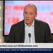 Stéphane Richard, président directeur général d'Orange, dans Le Grand Journal 4/4