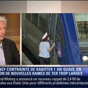 Le Soir BFM: Pour renouveler ses TER, la SNCF a commandé près de 2 000 rames trop larges 3/4