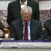 L'Assemblée nationale rend hommage à Camille Lepage