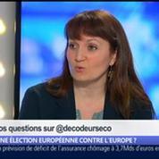 Une élection européenne contre l'Europe ?, dans Les Décodeurs de l'éco – 1/5