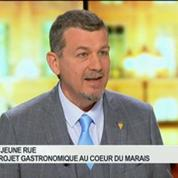 La Jeune Rue: le projet gastronomique au cœur du Marais, dans Goûts de luxe Paris – 2/4
