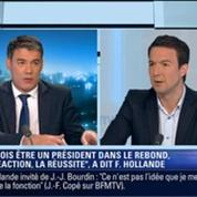 Olivier Faureet Guillaume Peltier: le face à face de Ruth Elkrief –