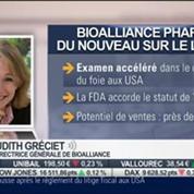 La valeur du jour: BioAlliance Pharma: Judith Greciet, dans Intégrale Placements –