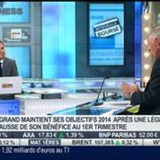 Legrand: Objectif du premier trimestre 2014 atteint: Gilles Schnepp, dans Intégrale Bourse