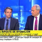 Bygmalion : Bernard Debré demande le départ de Copé