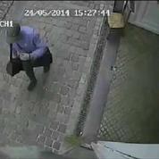 Bruxelles : la police diffuse des vidéos du suspect
