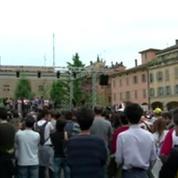 Italie: le parti antisystème de Beppe Grillo retrouve des forces pour les européennes