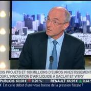 Benoît Potier, Air Liquide, dans l'invité de BFM Business –