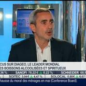 Diageo: Score d'Equity GPS relativement faible: Gilles Bazy-Sire, dans Intégrale Bourse –