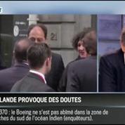 RMC Politique : Promesses de réforme : François Hollande provoque des doutes