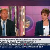 Le Paris de Vincent Delahaye, sénateur maire UDI de Massy, dans Paris est à vous –